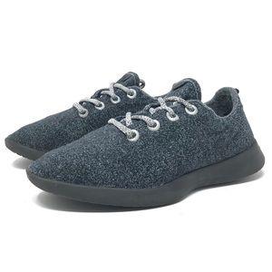 Allbirds Gray Wool Runners Sneakers